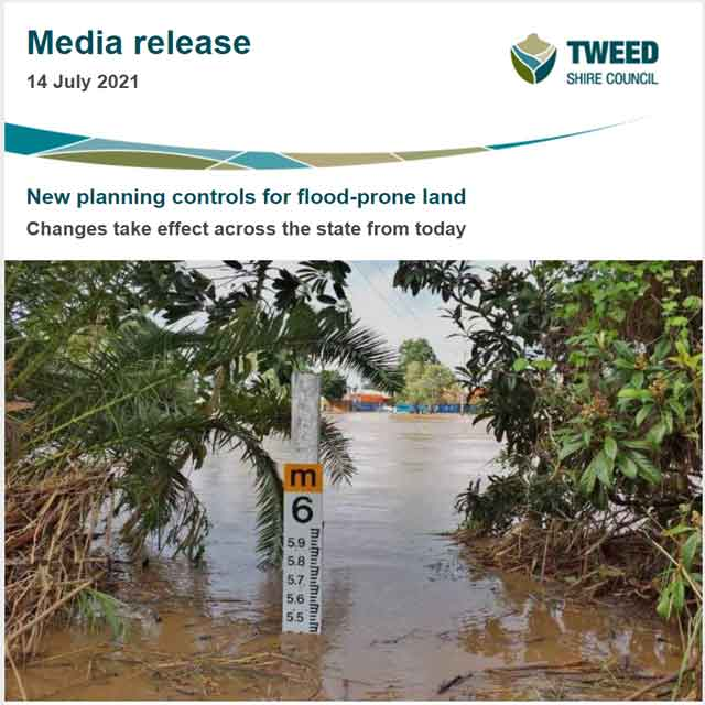 Tweed-Council-New-Planning-Controls-Flood-Proned-Land-PPLAN